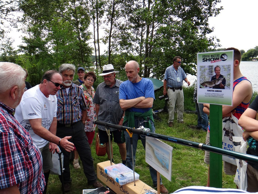 Auch der langjähriger Angelexperte Torsten Ahrens ist auf der Fishing Masters Show zu Gast und wird wieder spannende und wissenswerte Vorträge halten.