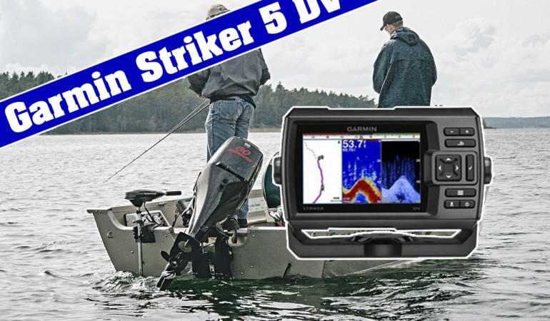 Hier stellen wir Euch das Garmin Striker 5 DV Echolot in einem ausführlichen Video vor.