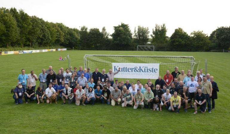 Alle Teilnehmer der Jubiläums-Tour vereint. Foto: Redaktion