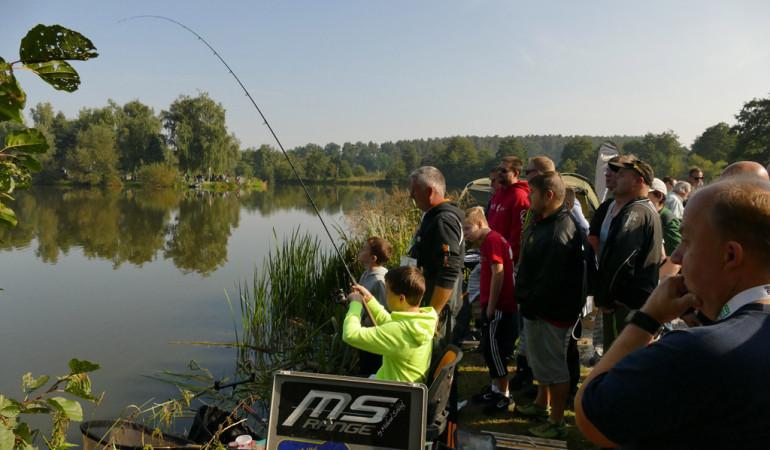 Fishing Masters Show on Tour 2016 im fränkischen Seenland