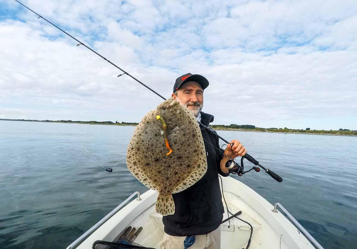 Der Steinbutt ist in der Ostsee stark im Kommen und schon länger mehr als nur ein Beifang!
