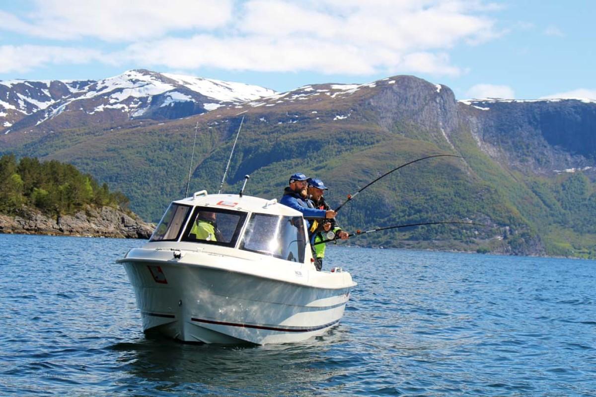 Angelurlaub in Norwegen bietet für Angler eine vielfältige Auswahlmöglichkeiten - und das von Nord bis Süd.