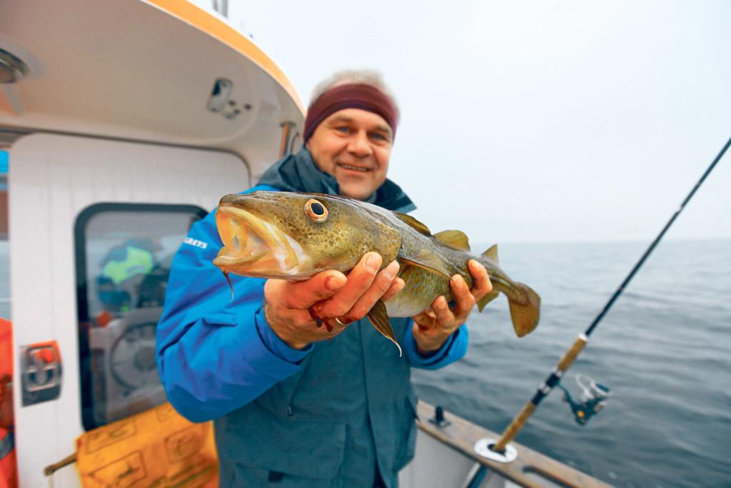 Auch wir Angler sind von der neuen Regelung betroffen.