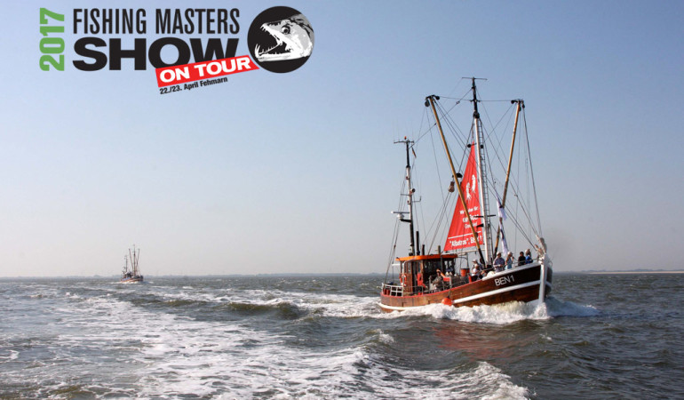 Die Fishing Masters Show 2017 findet dieses Mal auf der Insel Fehmarn statt. Foto: FMS