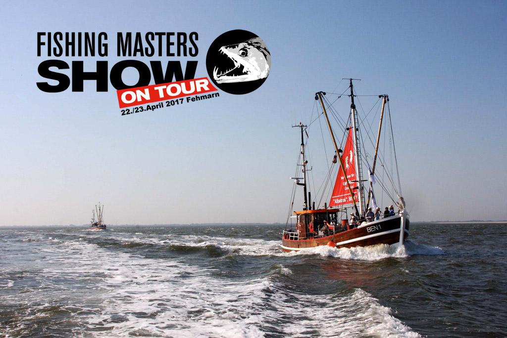 Die Fishing Masters Show 2017 findet dieses Mal auf der Insel Fehmarn statt.