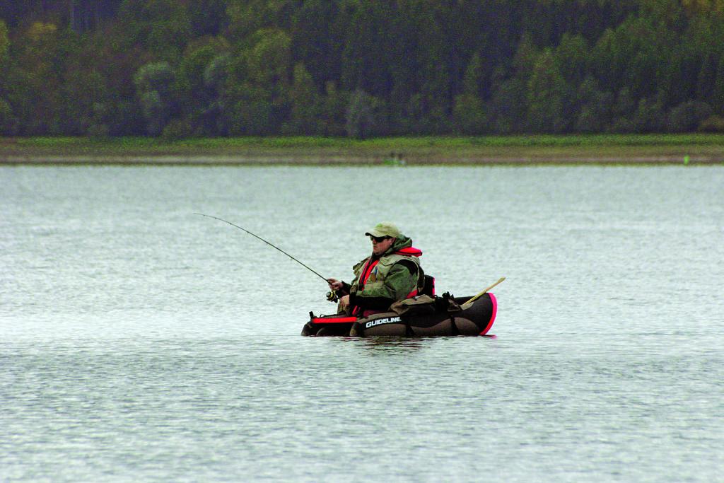 Belly-Boate können auch da zu Wasser gelassen werden, wo keine Slip-Stellen vorhanden sind. Man bleibt so immer flexibel.