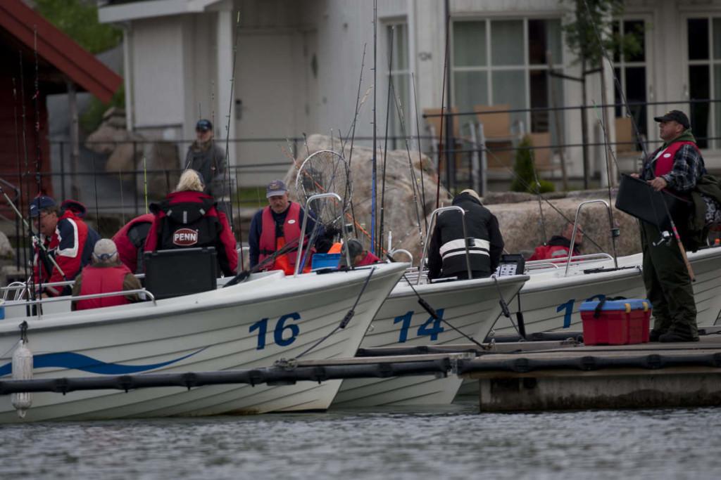 Südnorwegen bietet Angeln sowohl im Süß- als auch im Salzwasser vielfältige Möglichkeiten an.