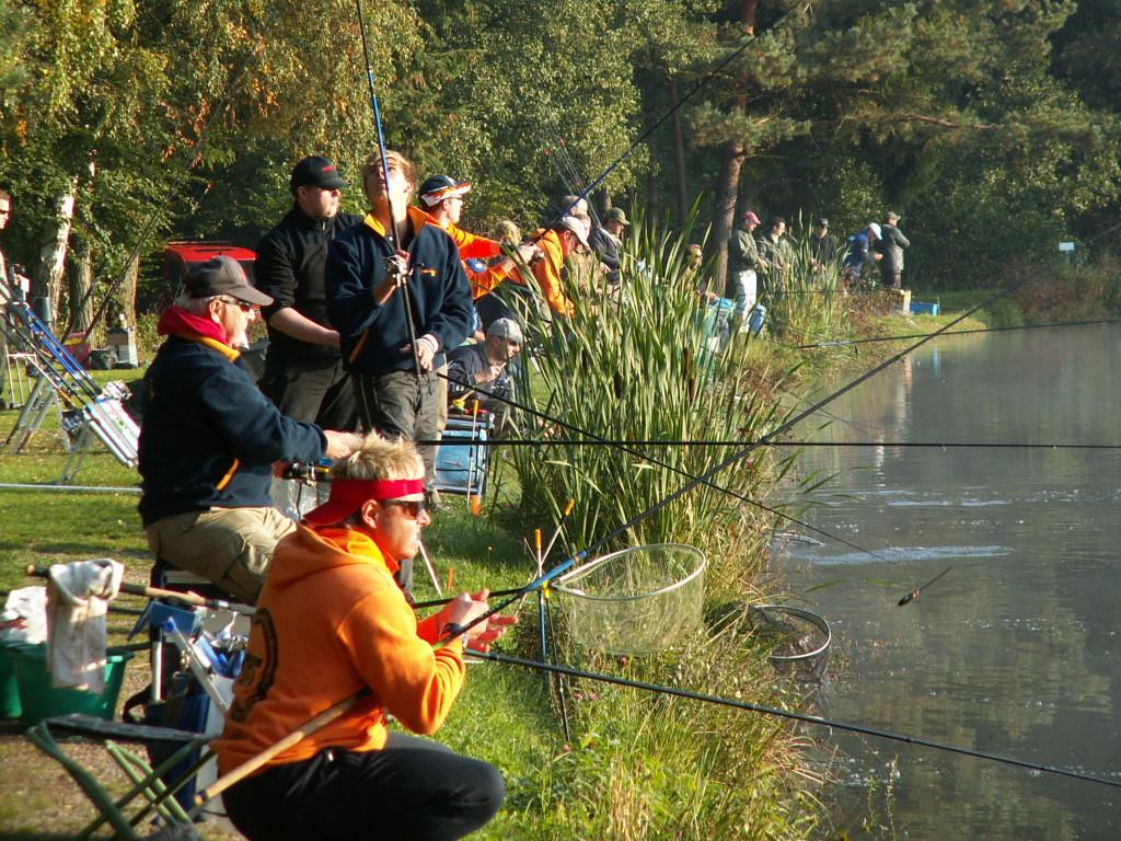 Forellenangeln in den Niederlanden – Finale der TFT Trout Serie