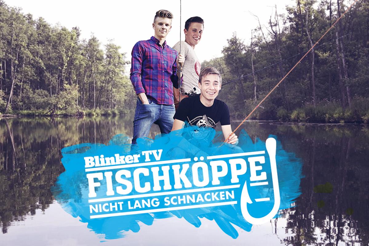 Die Fischköppe das sind: Finn, Fritjof und Robin.