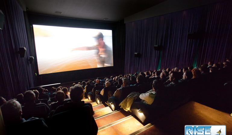 Das RISE Fly Fishing Film Festival ist das größte Filmfestival für Fliegenfischer.