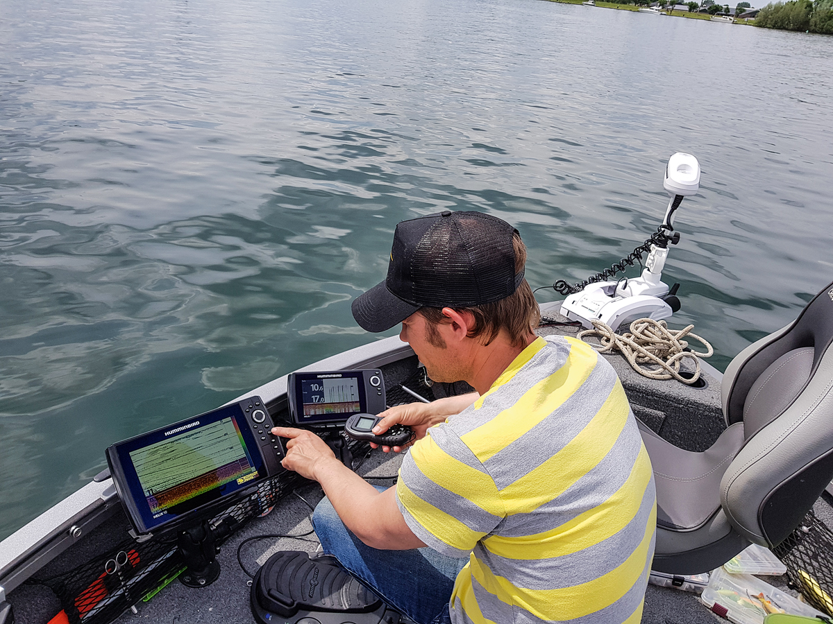 Wer seine hochmoderne Bootstechnik ausreizen möchte, sollte sich Zeit nehmen und sich intensiv mit der Technik auseinandersetzen. Am Ende wird diese investierte zeit sich auszahlen. Foto: BLINKER/S. Gockel