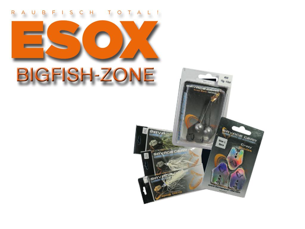 ESOX BIGFISH Zone Gewinn