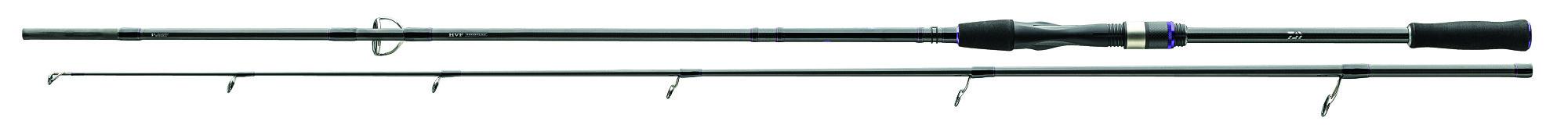 PROREX XR SPIN – Daiwa Qualität vom Feinsten. Die perfekte Rute für Großhechte.