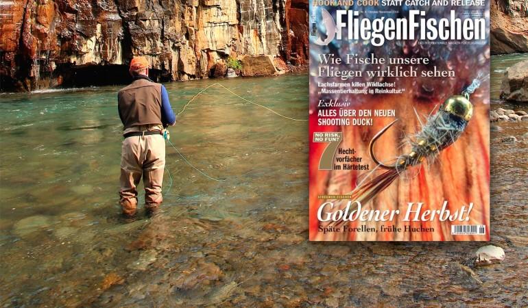 Fliegenfischen Ausgabe fehlt Heft bestellen