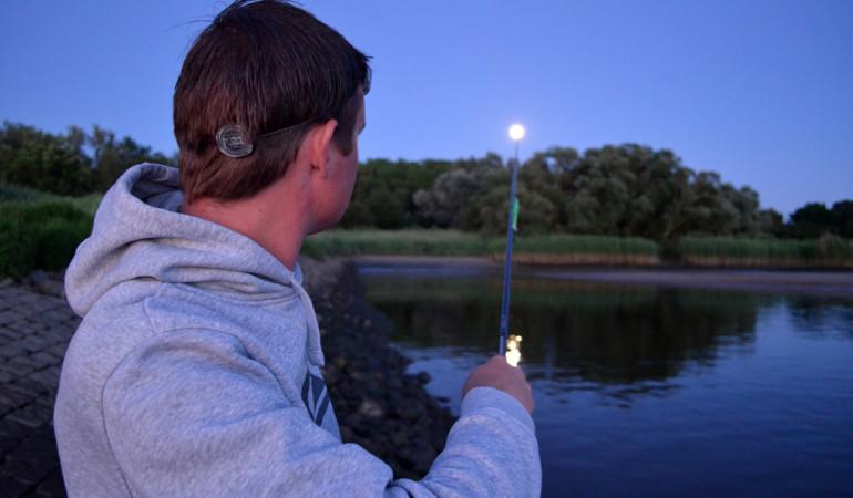 Wer sich gezielt an die Mondphasen beim Angeln richten will, der sollte sich mit einem Mondkalender für Angler auseinandersetzen. Foto: S. Kaufmann
