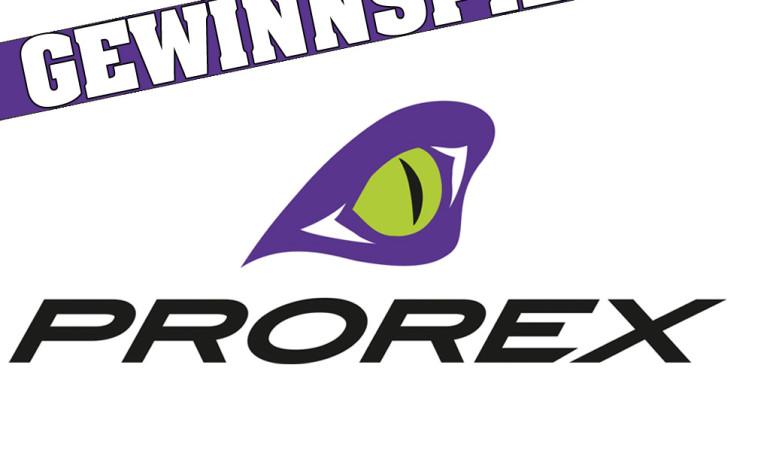 Prorex, die neue Raubfischmarke von Daiwa, verlost exklusiv in Zusammenarbeit mit dem BLINKER-Magazin Angelgerät.