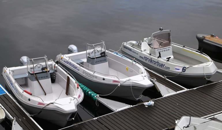 Die modernen Boot sind mit der nötigsten Technik wie Echolot und Plotter ausgestattet. Foto: D. Figge