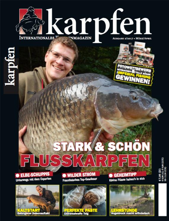 karpfen Magazin 02/2017