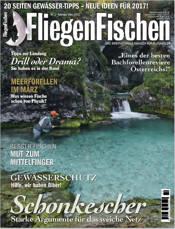 FliegenFischen 2-2017 MagazinFoto- Thomas Wölfle