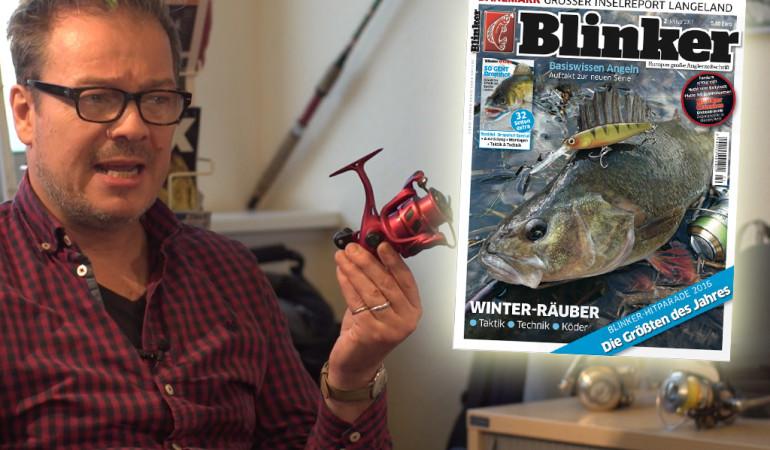 Chefredakteur Matthias Six stellt Euch das Januar BLINKER-Magazin 2017 in einem kurzen Video vor.