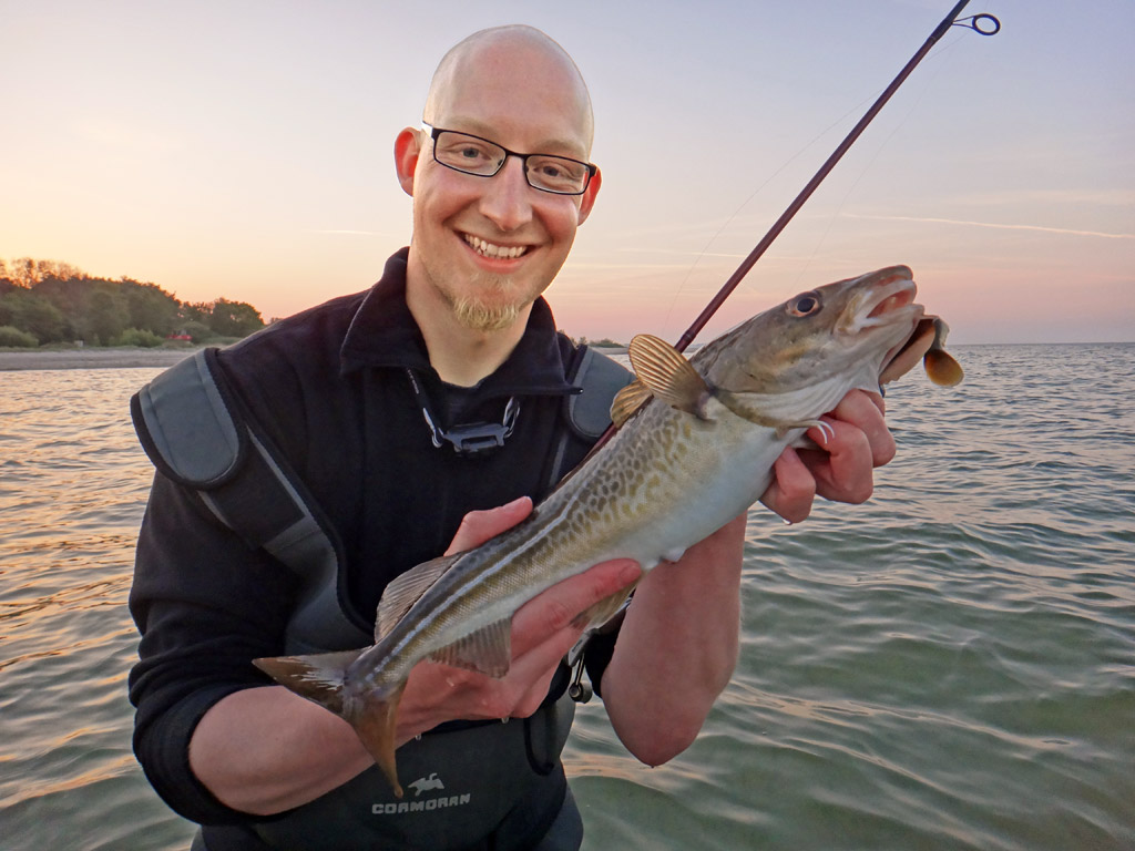 Wenn das neue Ausnahmeregelung an der Ostsee durchgesetzt wird, gibt es bald für uns Angler keine strahlende Gesichter