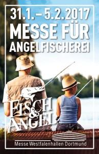 Messe Fisch und Angel in Dortmund 2017