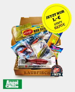 AngelWoche Prämien-Paket inkl. MyFishingBox Raubfisch