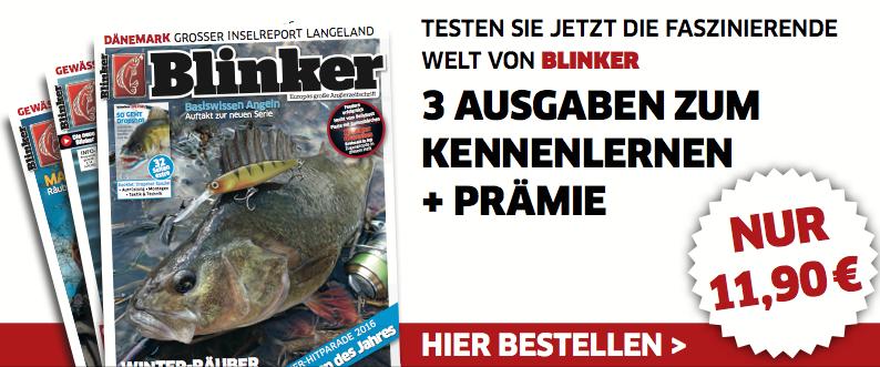 Geschenke für Angler: Angelzeitschrift mit Prämie