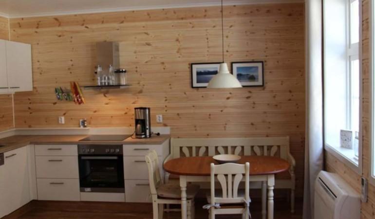 Angelurlaub Norwegen im Ferienhaus am Vadheimsfjord