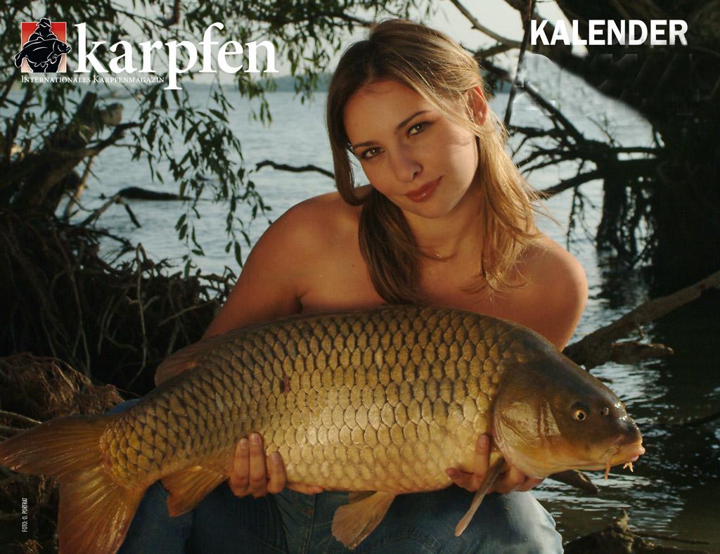 Kalender für Angler sind immer eine gute Geschenkidee. Foto: BLINKER