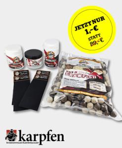 KARPFEN Prämien-Paket inkl. Crawfish Bait Package