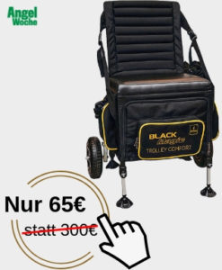 AngelWoche Prämien-Paket inkl. Black Magic Trolley
