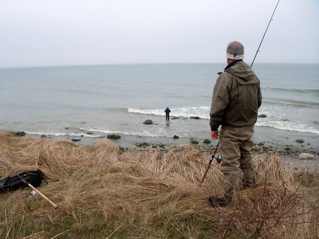CATCH-Projekt: Küstenangler sind gefragt!