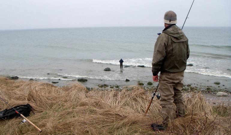 Mit dem CATCH-Projekt soll das Angeln an der südlichen Ostseeküste verbessert werden. Foto: BLINKER/F. Schlichting