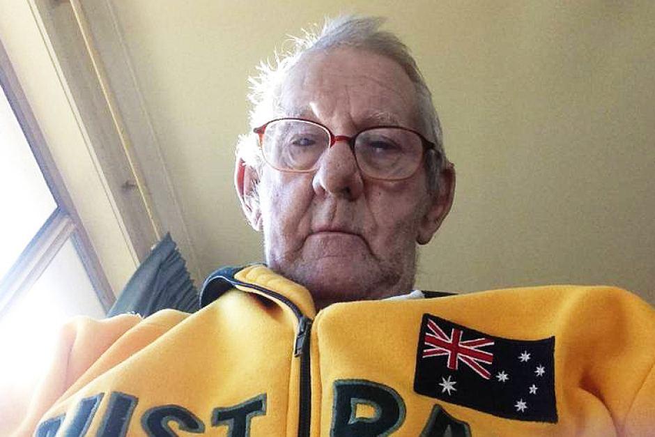 Mit diesem Bild begab sich Ray Johnstone im Januar auf der Website Gumtree auf die Suche nach einem Angelfreund. Foto: gumtree/Ray Johnstone