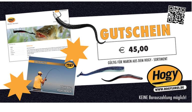 Hogylures GUTSCHEIN
