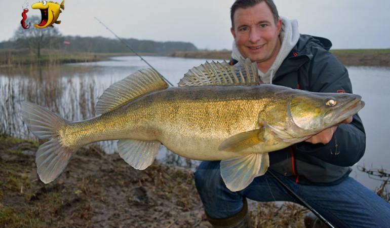 Veit Wilde ist vor allem für den Fang seiner vielen Großzander bekannt. Ab sofort verstärkt er nun die Firma Fishing Tackle Max. Foto: V. Wilde