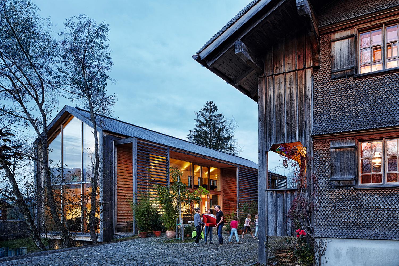 Baukunst Bregenzerwald © Michael Namberger/ Bregenzerwald Tourismus