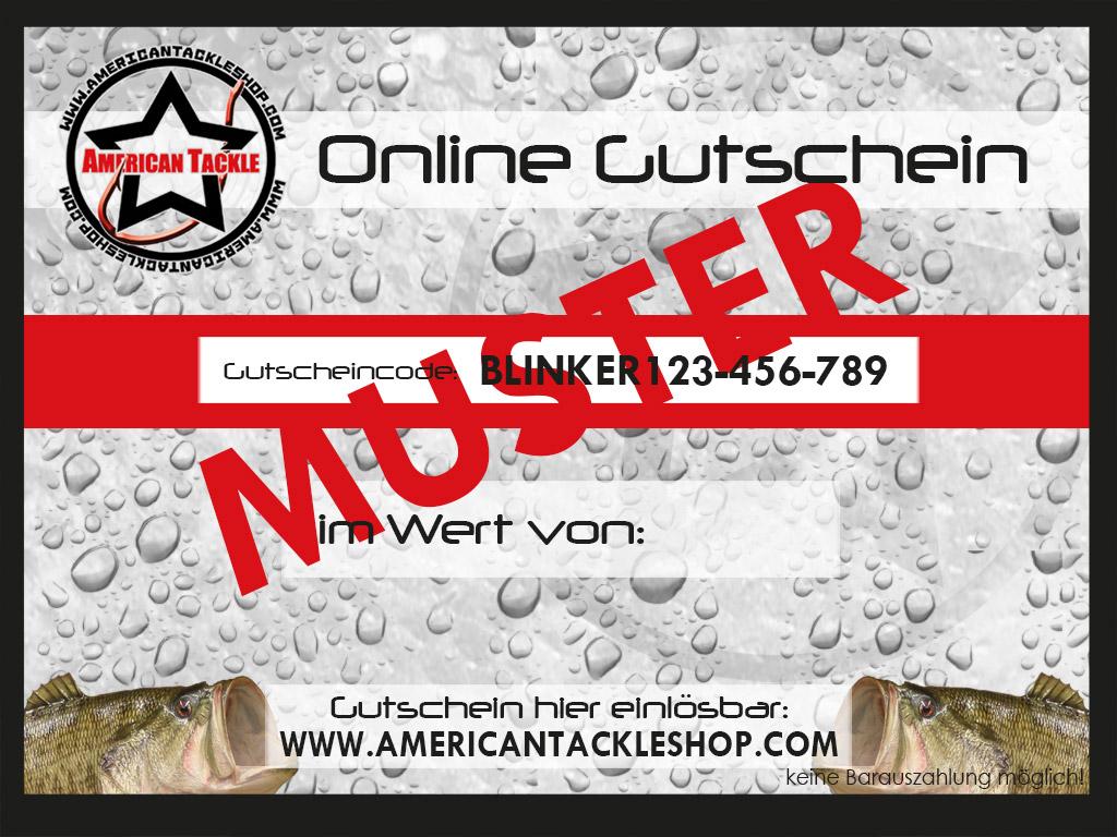 Americantackleshop: Insgesamt drei Gutscheine im Wert von 100 Euro warten auf die Gewinner. Mitmachen lohnt sich!