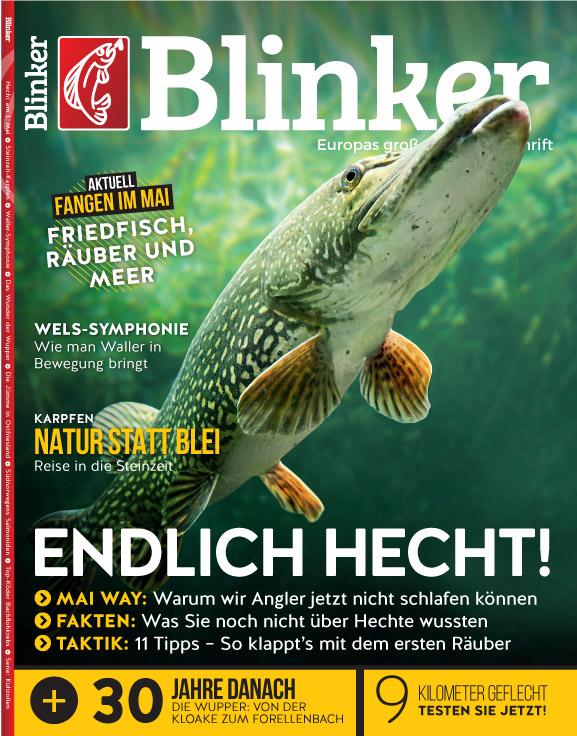 Das neue BLINKER-Magazin erstrahlt im neuen Glanz. Ebenso hat sich im Inhalt einiges geändert und nun wird den Lesern noch mehr spannende Praxisbeiträge, News sowie unterhaltsame Artikel geboten.