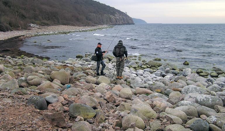 Die Küsten rund um Dänemark bieten Anglern ein breites Spektrum an unterschiedlichen Fangmöglichkeiten. Foto: BLINKER/M. Wendt