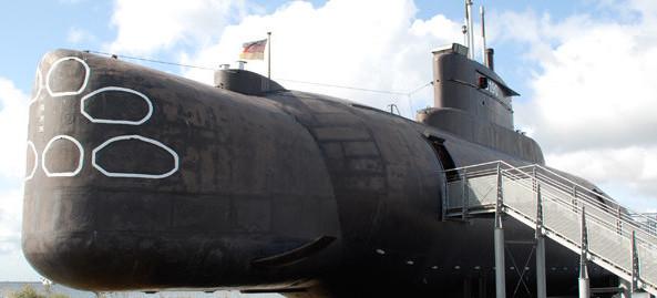 Das U-Boot-Museum im Hafen Burgstaaken ist ein Besuch wert. Foto: FMS