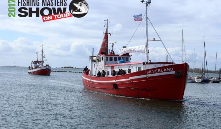 Fishing Masters Show 2017 auf Fehmarn mit Kutterausfahrten