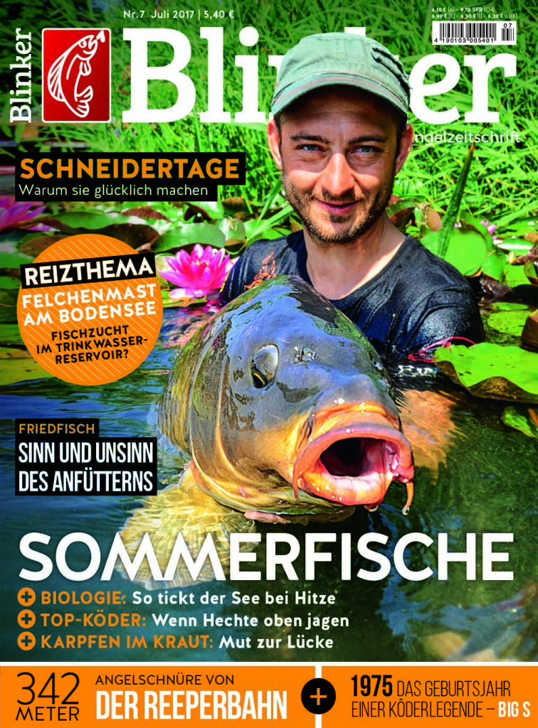 BLINKER Magazin 07/2017