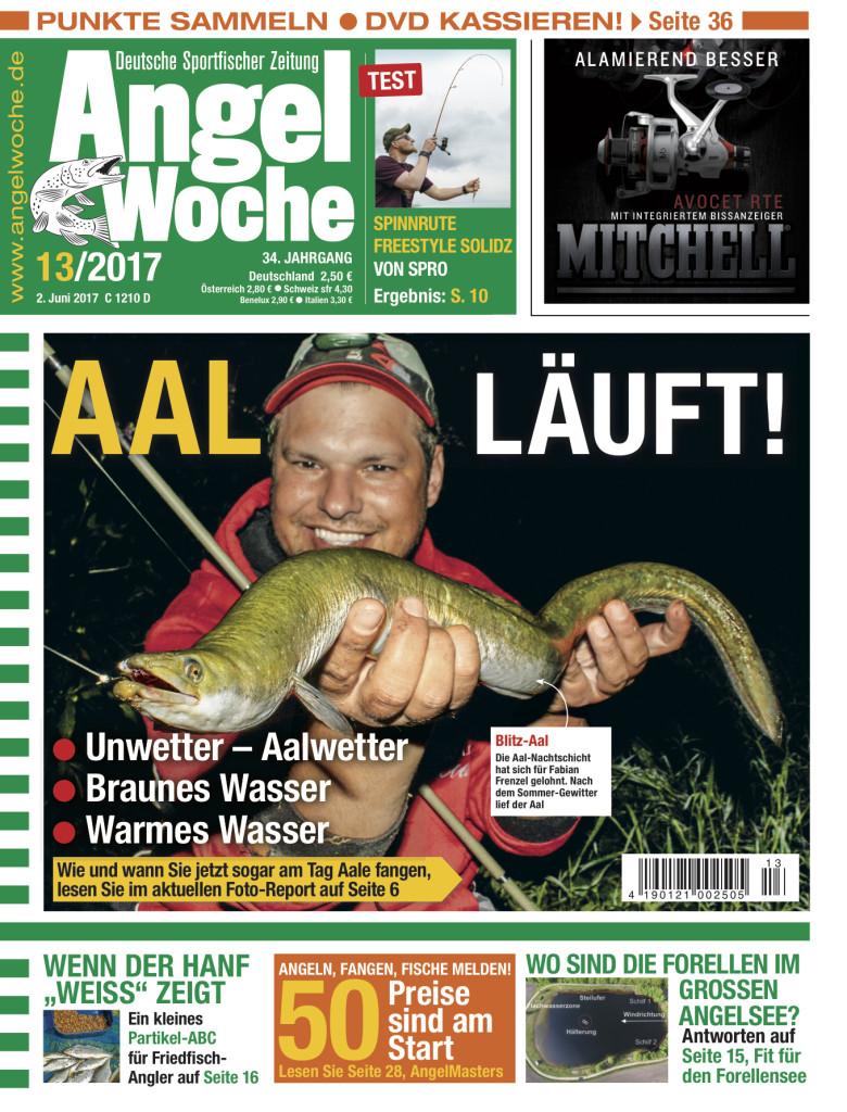 Titel Angelwoche 13/2017