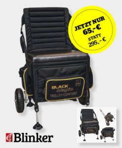 Blinker Prämien-Paket inkl. Black Magic Trolley