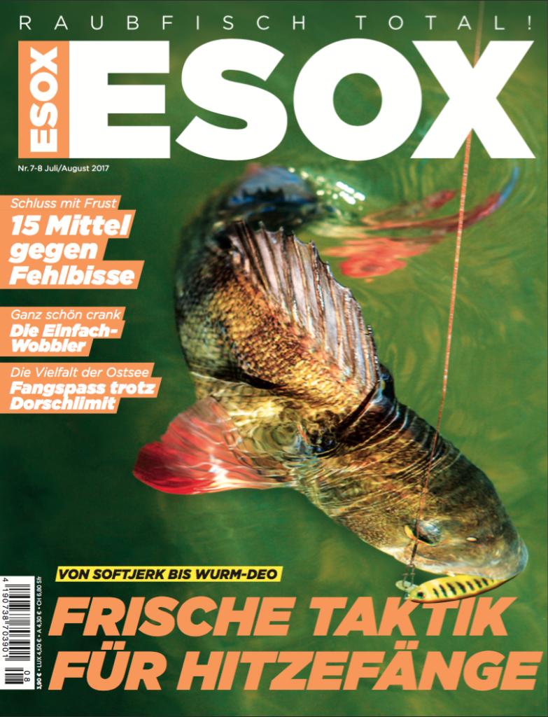 Titel Esox 07/08 2017