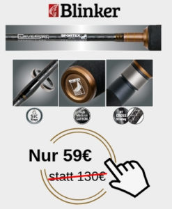Blinker Prämien-Paket inkl. Sportex Curve Spin PS2402