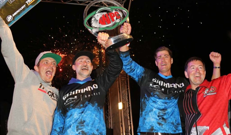 Dustin Schöne und Johannes Dietel gewinnen die World Predator Classic 2017. Foto: Pete Castle