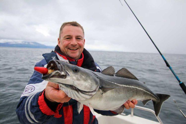 Neue Zollbestimmungen in Norwegen 2018. Dann dürfen je nach Touristenfischereibetrieb 20 Kilogramm bzw. 10 Kilogramm Fisch nach Deutschland eingeführt werden. Foto: J. Radtke